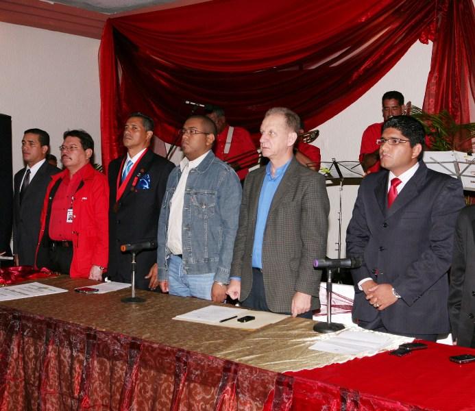 Gobernación y alcaldía de Anaco homenajearon a los profesionales del derecho en su día