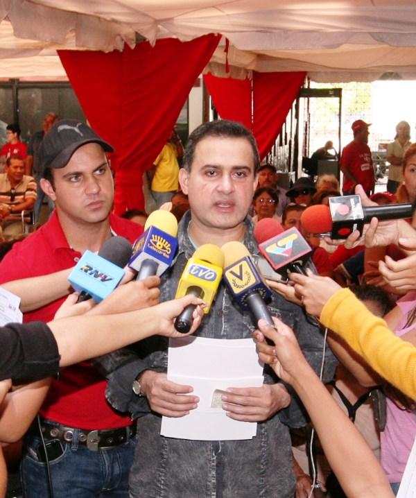 Gobernador reconoce actuación de autoridades para esclarecer sucesos de El Tigre.