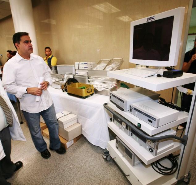 Gobierno de Anzoátegui al día con pago de trabajadores del sector salud