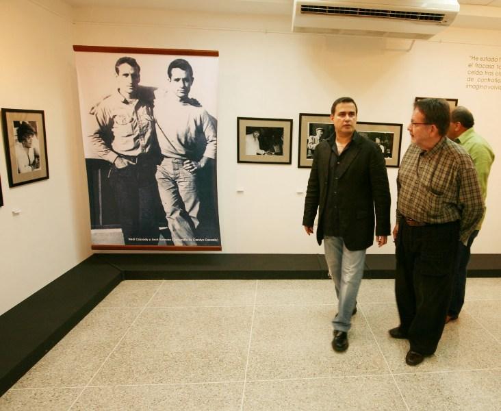 """Exposición """"Poetas de la Rebelión"""""""