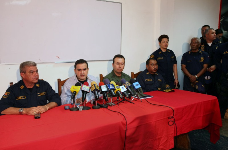 Exfuncionarios de PoliAnzoátegui serán  enviados a Puente Ayala