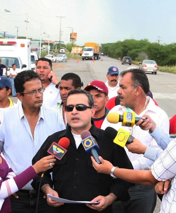 Gobernador Tarek reconoce actuación en emergencia