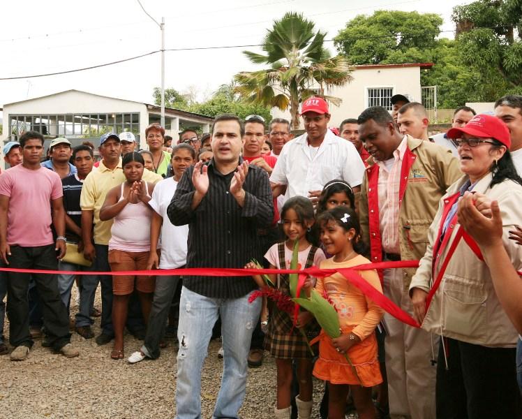 Ministerio del Ambiente inaugura Planta de Potabilización La Ceiba-El Rincón