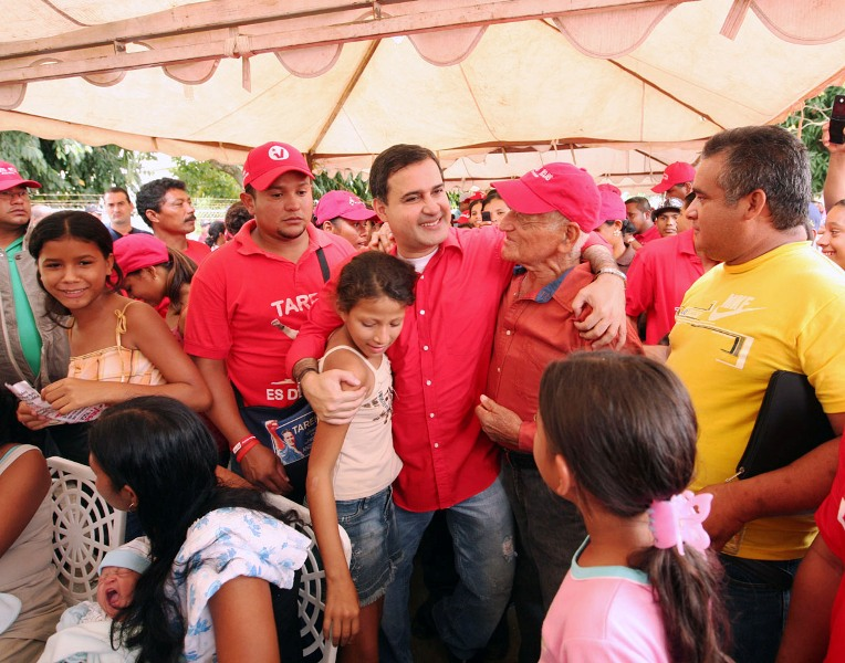 Gobernación amplia cancha en Urica