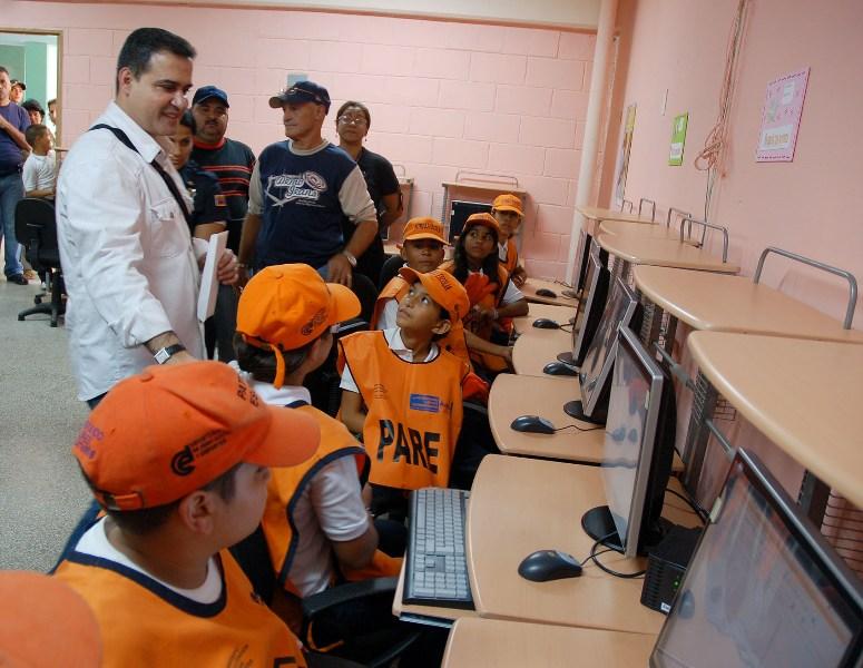 Gobernación invierte 500 millones en escuela de El Tigre