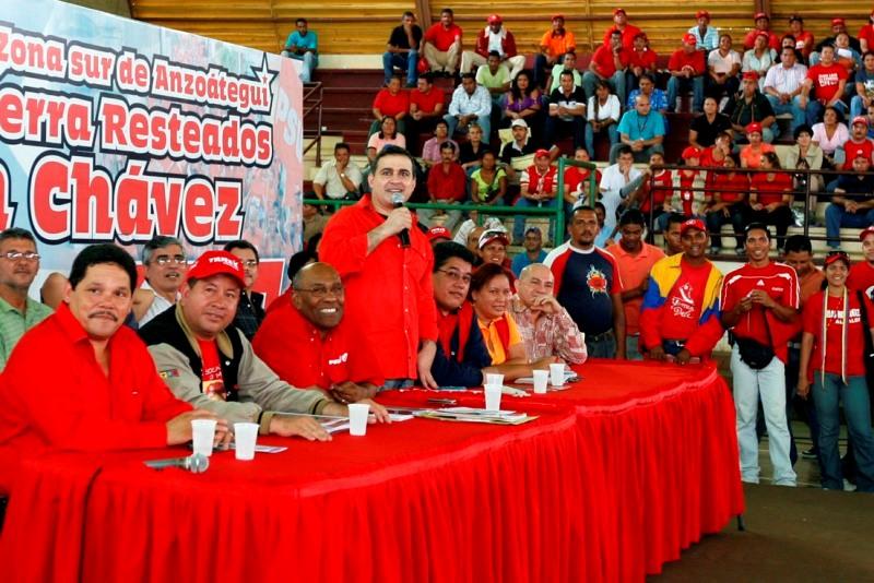 Seis zonas del país realizan Reunión de Desarrollo Territorial