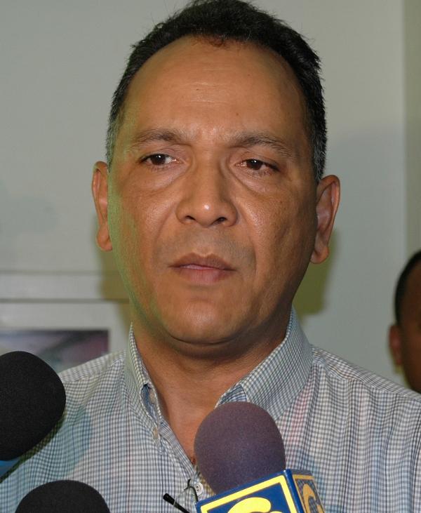 Pedro Contreras, miembro del buró político del PSUV
