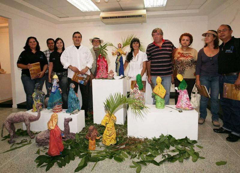 Gobernación promueve tradiciones y pesebres navideños