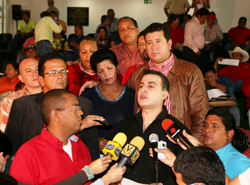 PSUV MESAS DE TRABAJO POLITICO