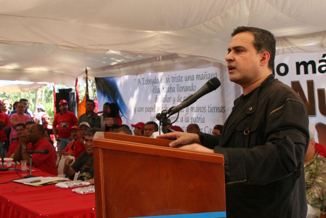 """Gobernador Tarek presidió en Los Changurriales honores a los mártires de la """"Masacre de Cantaura"""""""