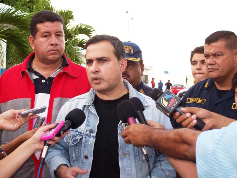 Tarek detalló cifras del combate contra el delito en Anzoátegui