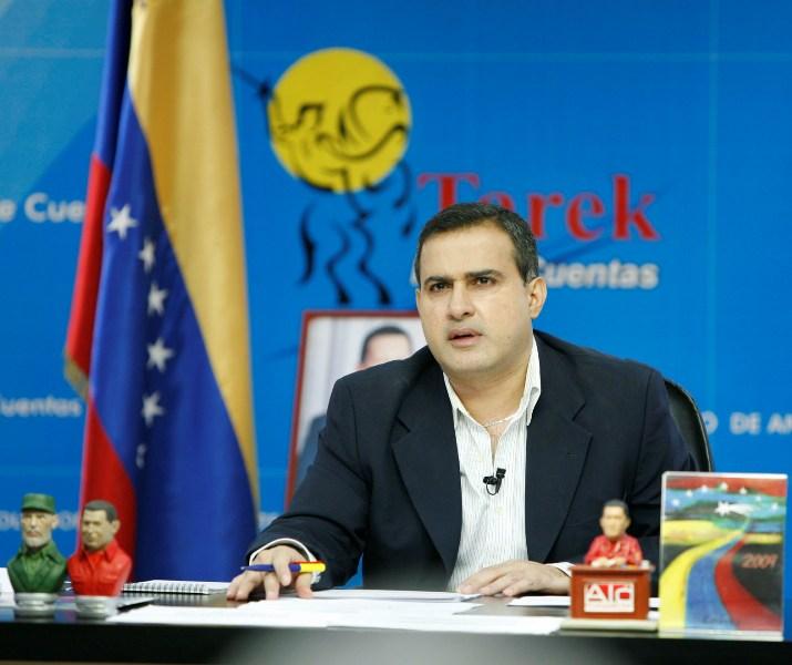 Tarek Rinde Cuentas 187