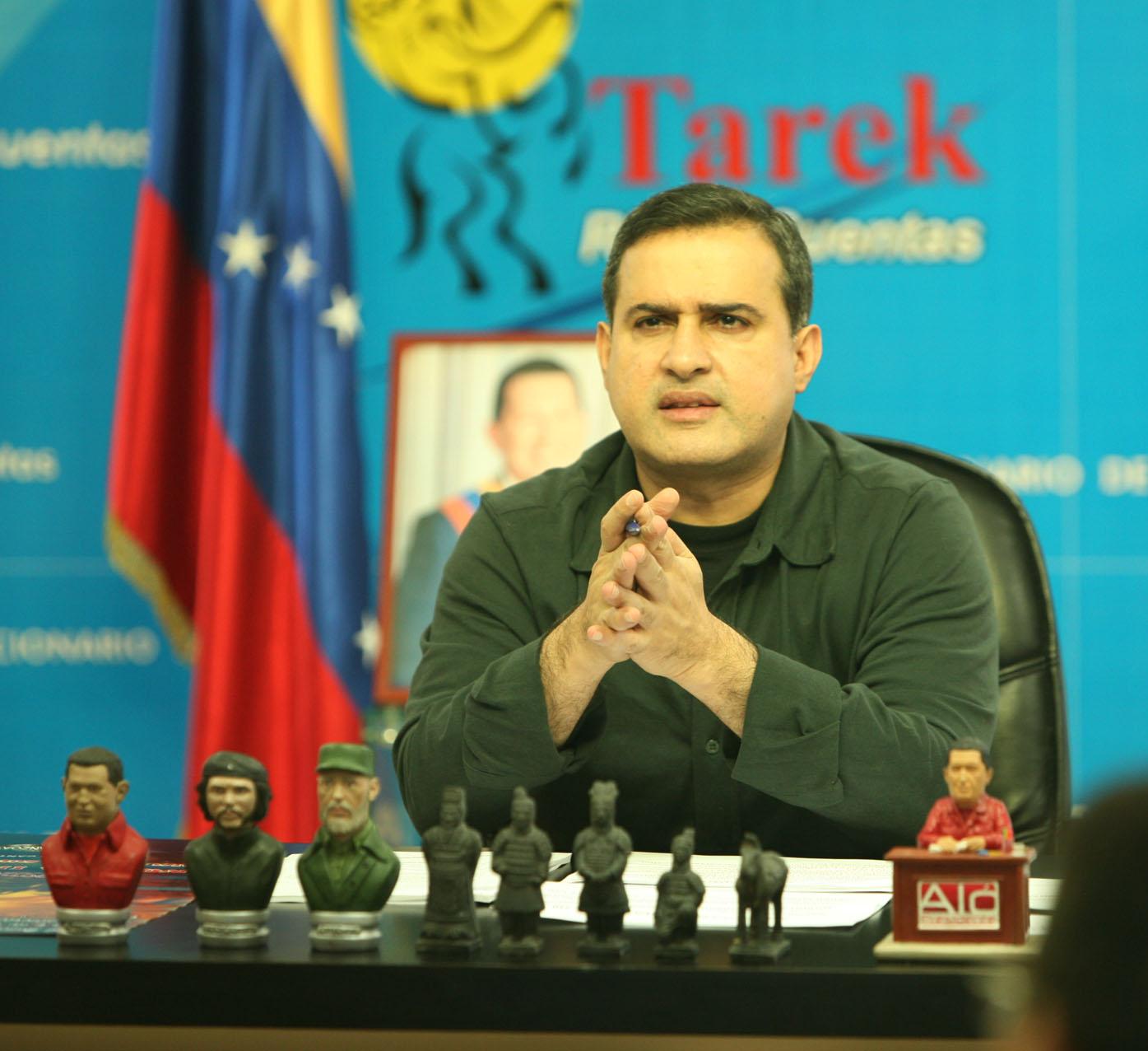 Tarek Rinde Cuentas Nº 210