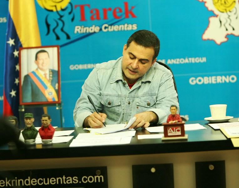 Tarek Rinde Cuentas Nº 204