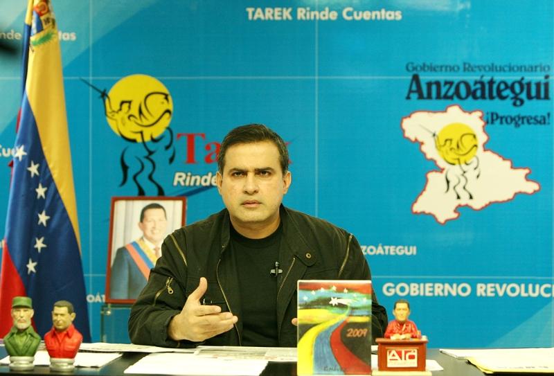 TAREK RINDE CUENTAS Nº 202