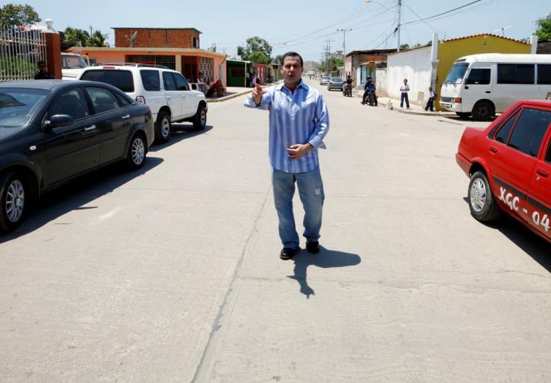 Gobernación ejecutó mejoras y recuperación en vialidad urbana de Campo Claro I
