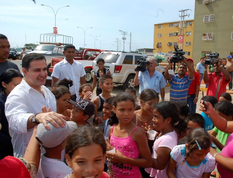 Gobernación emprende construcción de Conjunto Residencial Francisco de Miranda